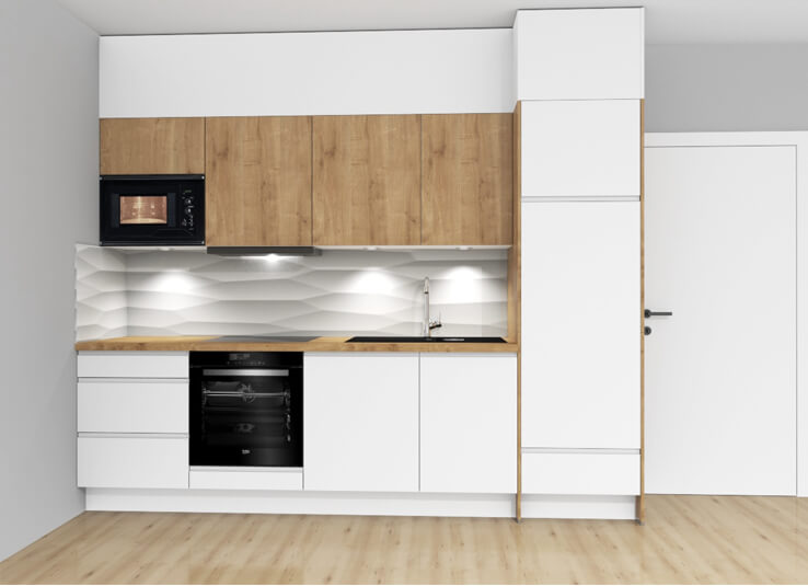Kuchnie Do Mieszkań I Apartamentów Na Wynajem Oraz